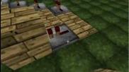 minecraft Как да си направите автоматична пътека [урок]