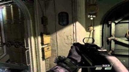 Modern Warfare Sp | Mission - Hunter Killer