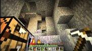 Let`s play Minecraft: Bumblebee Season1 Ep1 Диамантииииии
