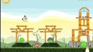 Angry Birds for iphone: Gameplay video 1