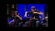 2 Cellos- You Shook Me All Night Long