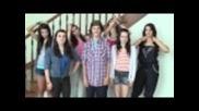 Страхотен кавър на песента на Selena Gomez - Who Says от Cimorelli (малка част)