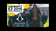 Assassin's Creed Syndicate Cinematic Trailer - E3 2015 Ubisoft Press Conference
