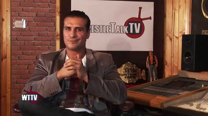 Alberto Del Rio Shoots on Punk, Cena, Ziggler: Wttv S5 Ep7