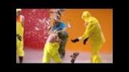 Jackass 3 Opening scene