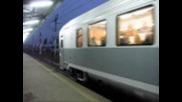 Trenul special al Expo Feroviar 2010 in Ploiesti Vest
