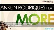 Franklin Rodriques feat. William Araujo - Morena (massivedrum Remix)