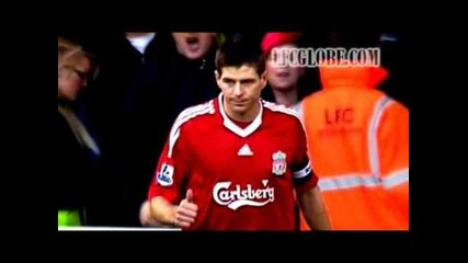 Steven Gerrard - best midfielder in the world