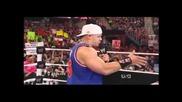 John Cena рапира за скалата 12.3.12