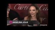 Angelina Jolie Focusing on Zahara's Birthday Party Ahead of Award Season