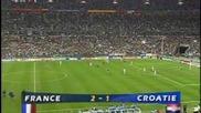 Франция-хърватска 2-1 Холандия-хърватска 1-2 1998