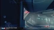 Halo 4 Tournament - Hoaxer Competes on a Promethean Map