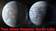 Две извънземни океански планети открити на 19.4.2013