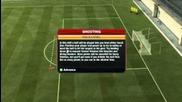 Fifa 13 - Skill Games - Shooting (1/8)