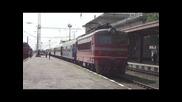 Бв 2655 с локомотив 44 137 и Plasser Dgs 62 N2
