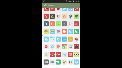 Как да сменим Touchwiz иконите с други *без лаунчъри* *root*