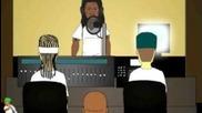 Play N Skillz / Lil Wayne / 50 Cent - Cartoon Parady