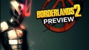 E3 2012 - Borderlands 2 Zer0 Gameplay 1 of 2