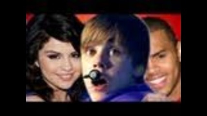 Justin Bieber in Love With Selena Gomez? Teaming With Chris Brown? Skype P
