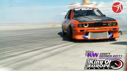 King of Europe Drift Series Round 7 - Greece 2011