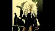 Christina Aguilera - Dirty Diana (michael Jackson Tribute)