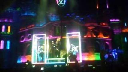 Lady Gaga - Electric Chapel Live @ Sofia