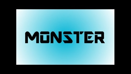 Meg & Dia - Monster (lyrics)