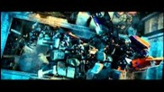 Transformers & Skrillex (dubstep Music Video)