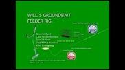 Will Raison's groundbait feeder rig for carp