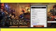 League of Legends! Free Rp 2014! Working on 100%!