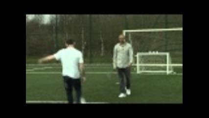 Wayne Rooney vs. Wes Brown