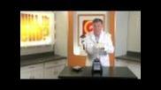 Will It Blend? - Solar Lamp