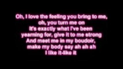 Rihanna - S&m With Lyrics