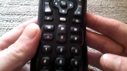 Универсално дистанционно Logitech harmony 200 remote control