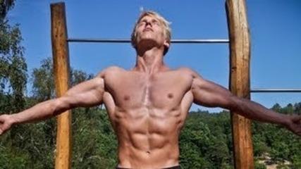 Czech republic calisthenics workout 2012