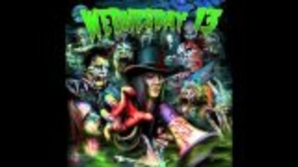 Wednesday 13-silver Bullets