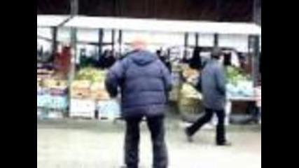 фен на пазара Видин