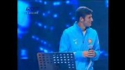Велик футболист пее