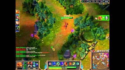 League Of Legends Ep1-разбивация хд
