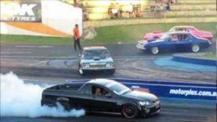 Motorvation 26 Perth (burnouts, Power Skids)