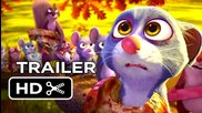 The Nut Job Official Christmas Trailer (2014) - Will Arnett, Brendan Fraser Movie Hd