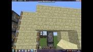 Minecraft : Как да направим врата 2x4