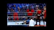 Tteam Teddy vs Team Johnny Wrestlemania 28 Highlights Hd
