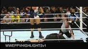 Wwe Night Of Champions 2013 Highlights Hd