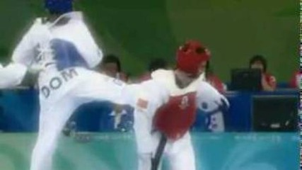 Beautifully Taekwondo