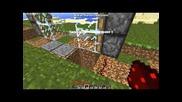 Как да си направим красива врата в miencraft