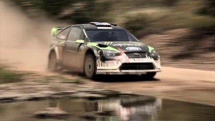 Ken Block First Hand Intro