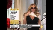 Mariah Carey Snow Bunny Quilted Ski Jacket