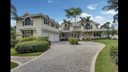 You should see whats inside this Multi Million $$ Waterfront Mansion in Palm City Florida