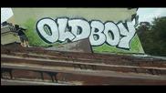 Graffiti: Oldboys on the rooftops